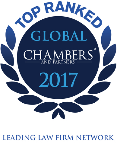 Top Ranked Chambers 2015 - Leading Law Firm Network